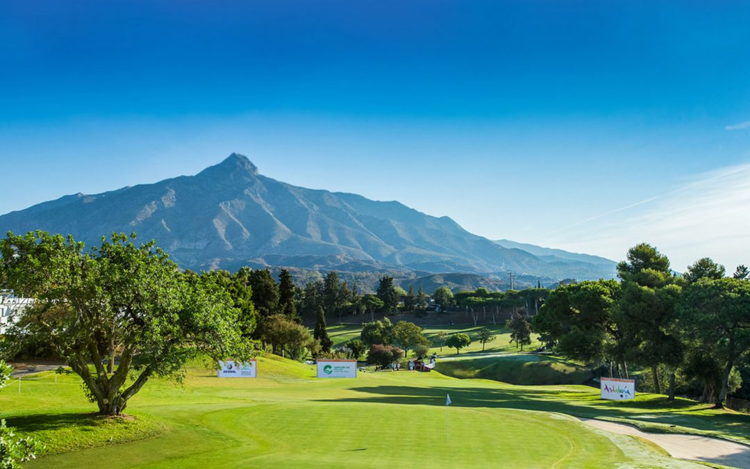 THE ANDALUCIA COSTA DEL SOL OPEN SPANISH LADIES OPEN BET AGAIN BY ALOHA GOLF