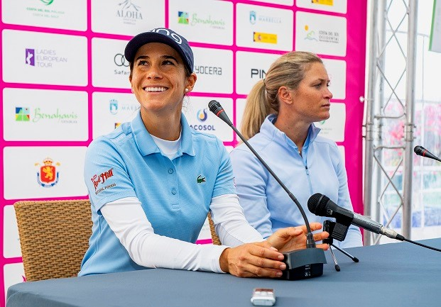 "AZAHARA MUÑOZ: ""I HAVE BIG EXPECTATIONS AND HOPEFULLY ON SUNDAY I HAVE DONE ENOUGH TO WIN THE OPEN DE ESPAÑA"""
