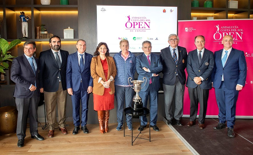 THE ANDALUCIA COSTA DEL SOL OPEN DE ESPAÑA FEMENINO ANNOUNCES THE BETTER BET FOR THE ELITE FEMALE GOLF OF THE HISTORY OF OUR COUNTRY