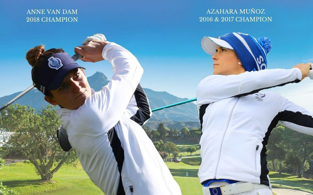 ANNE VAN DAM – AZAHARA MUÑOZ, LUXURY DUEL IN THE ANDALUCIA COSTA DEL SOL OPEN DE ESPAÑA